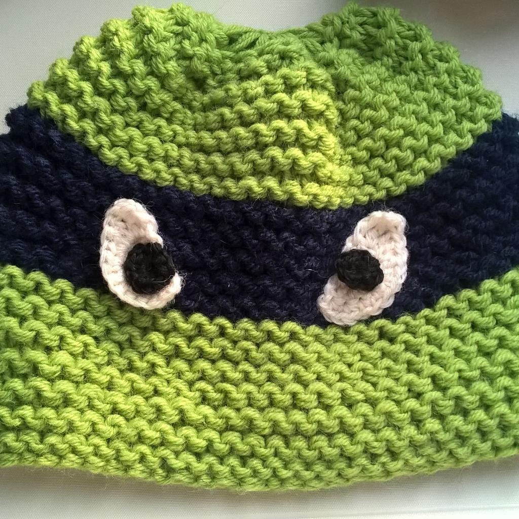 Laboratorio dei filati-cappello lana-