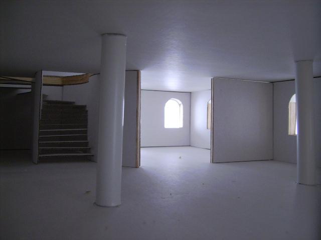 Plastico casa – particolare interno