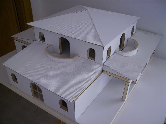 Plastico casa