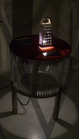 Esposizione Firenze – Oggetti riciclati- RIANIMATI filtri di luce