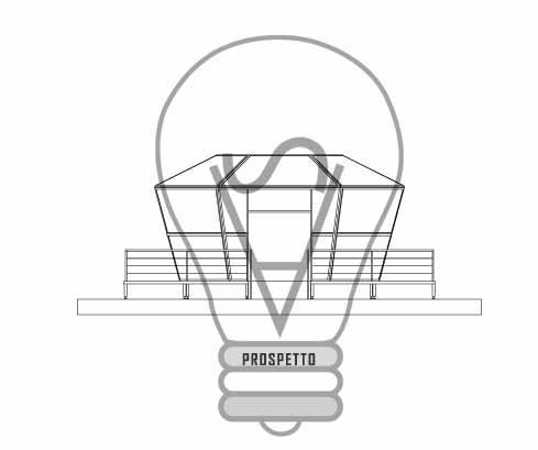 Progetto di struttura espositiva