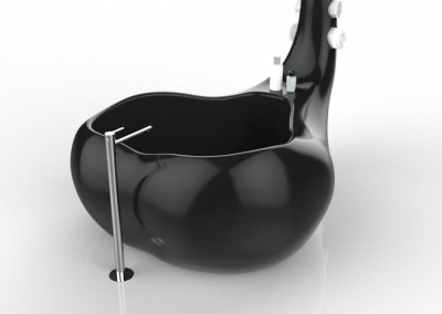 Ameba vasca da bagno