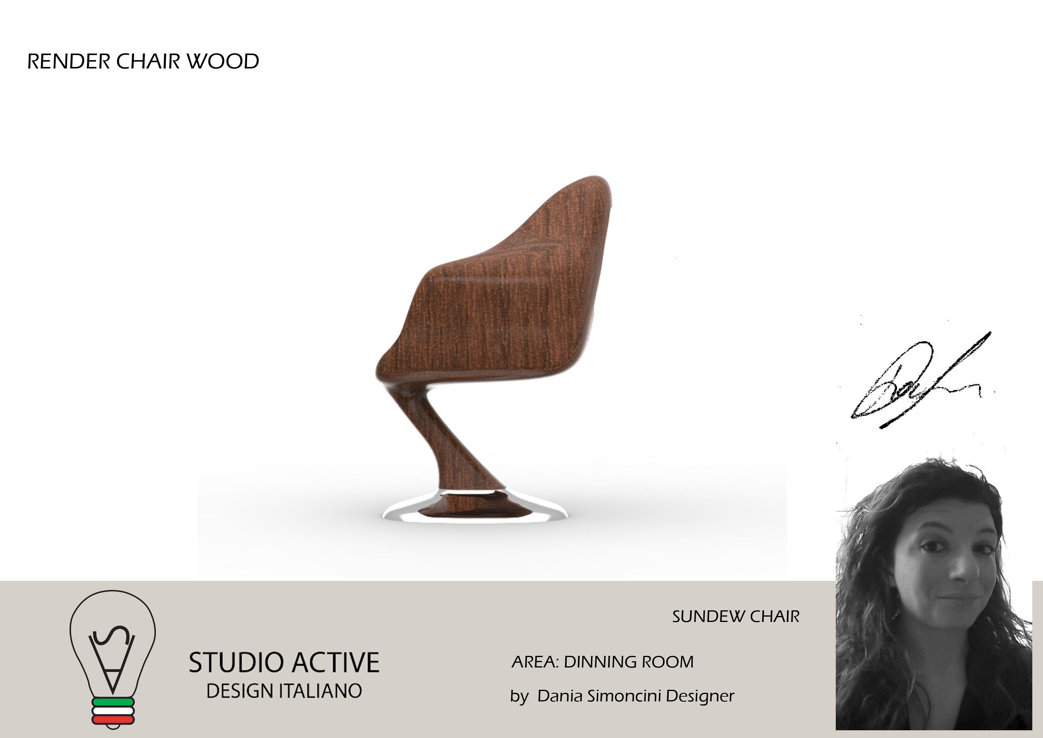 Sundew chair