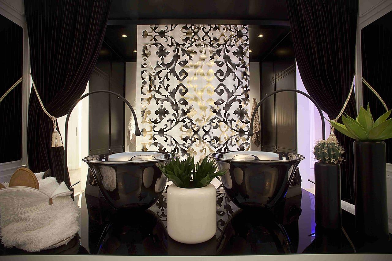 MOSAICO personalizzato hotel