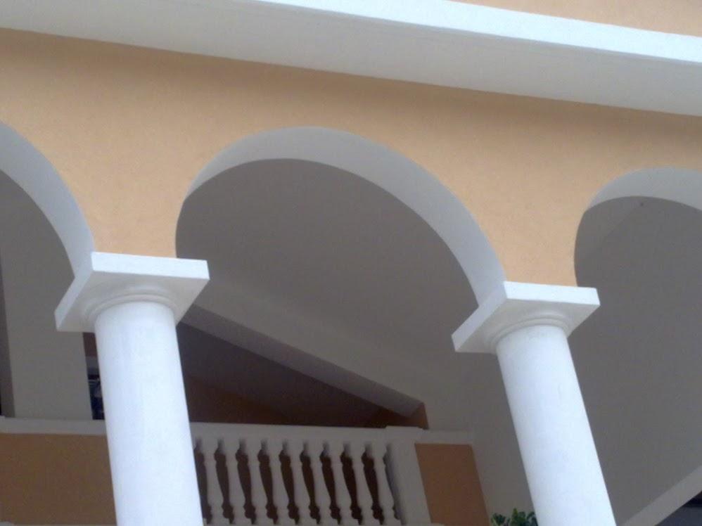 POLITEX colonne ed archi