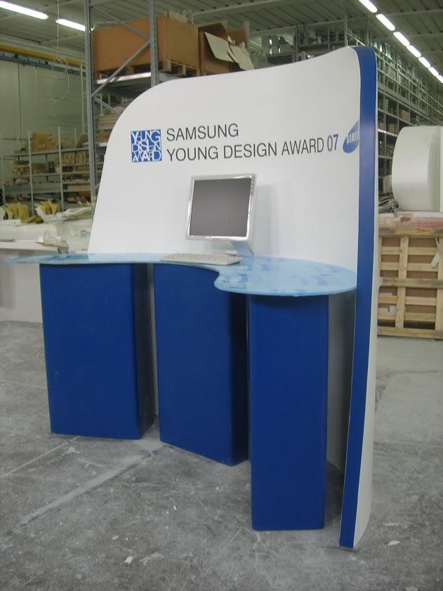 POLITEX design stand