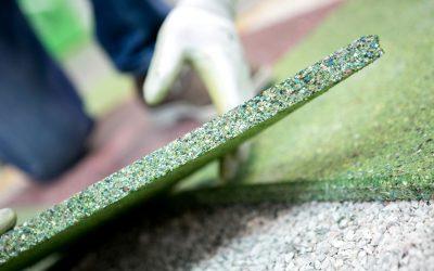 Pavimento 100% riciclato: